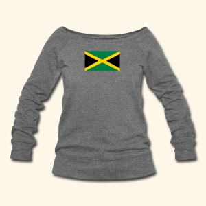 Jamaica  tee shirts - Women's Wideneck Sweatshirt