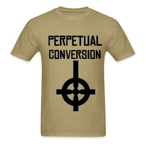 Perpetual Conversion 2-sided T - Men's T-Shirt