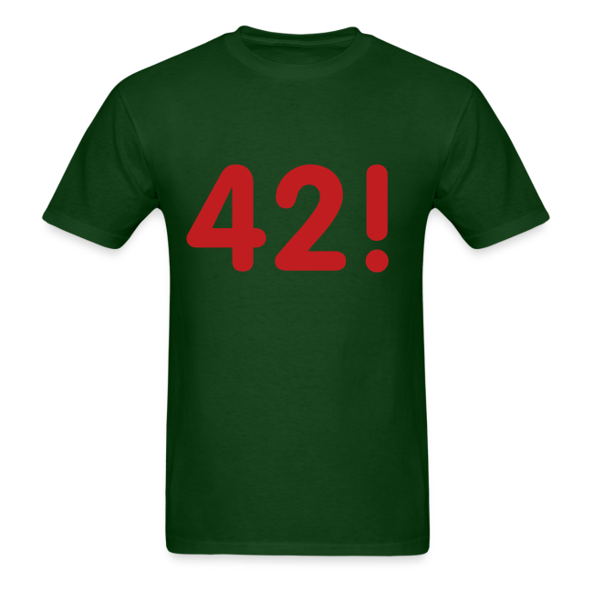 42 green/red