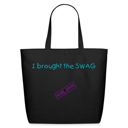 SwagHer APPROVED Bag - Eco-Friendly Cotton Tote