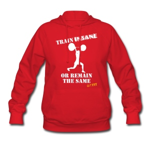 TRAIN INSANE - Women's Hoodie