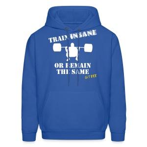 TRAIN INSANE - Men's Hoodie
