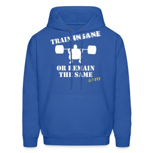 TRAIN INSANE - Men's Hoodie