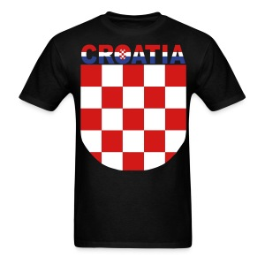 Sahovnica Shirt Croatia Hrvatska 3 color - Men's T-Shirt
