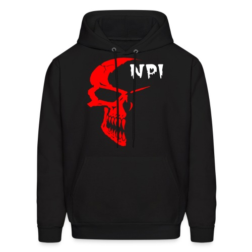 Red Skull NPI Hooded Sweatshirt - Men's Hoodie