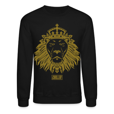 Chiller The King Lion Long Sleeve Shirts