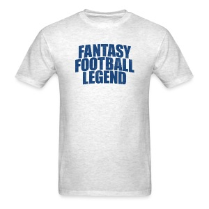 FANTASY FOOTBALL LEGEND - Men's T-Shirt