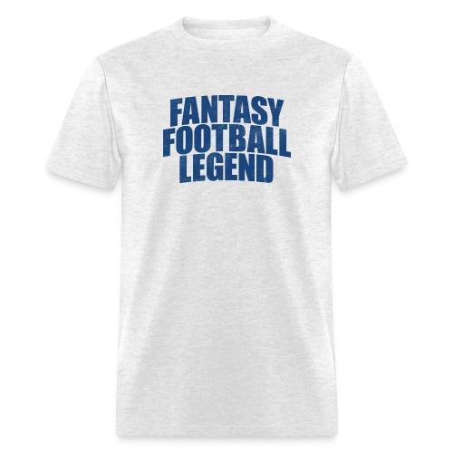 FANTASY FOOTBALL LEGEND - Men's T-Shirt