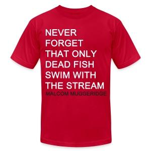 DEAD FISH - Men's Fine Jersey T-Shirt