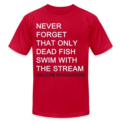 DEAD FISH - Men's  Jersey T-Shirt