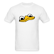 T-Shirts ~ Men's T-Shirt ~ duck face dolan shirts
