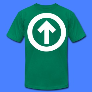 Above The Influence T-Shirts - stayflyclothing.com - Men's T-Shirt by American Apparel