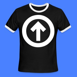 Above The Influence T-Shirts - stayflyclothing.com - Men's Ringer T-Shirt