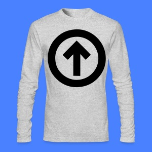 Above The Influence Long Sleeve Shirts - stayflyclothing.com - Men's Long Sleeve T-Shirt by Next Level