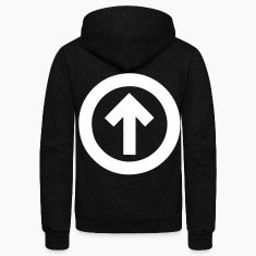 Above The Influence Zip Hoodies/Jackets - stayflyclothing.com