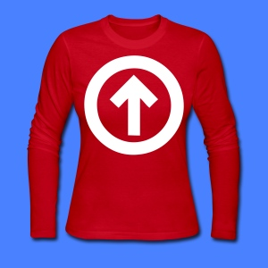 Above The Influence Long Sleeve Shirts - stayflyclothing.com - Women's Long Sleeve Jersey T-Shirt