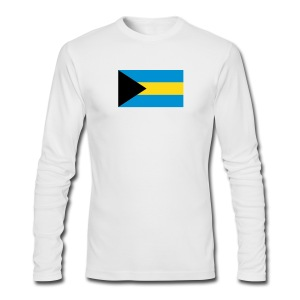 Bahamas tee shirts - Men's Long Sleeve T-Shirt by Next Level