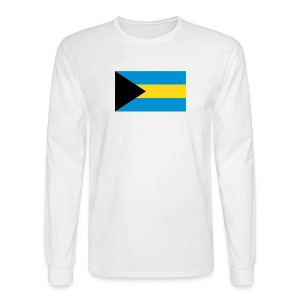 Bahamas tee shirts - Men's Long Sleeve T-Shirt