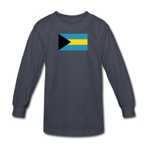 Bahamas kids fashion - Kids' Long Sleeve T-Shirt