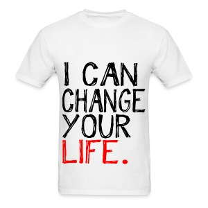 Change Your Life - Men's T-Shirt