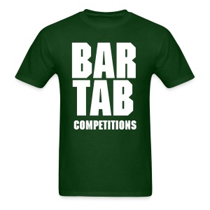 Bar Tab Competitions - Men's T-Shirt