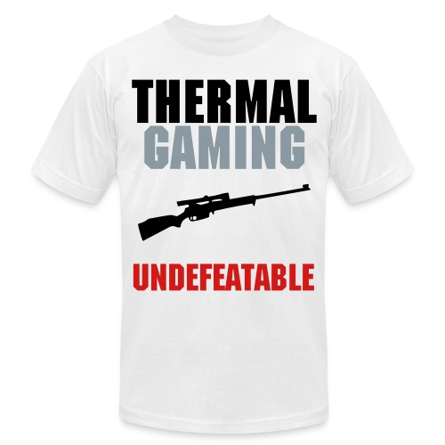 Thermal Gaming UNDEFETABLE - Men's Fine Jersey T-Shirt