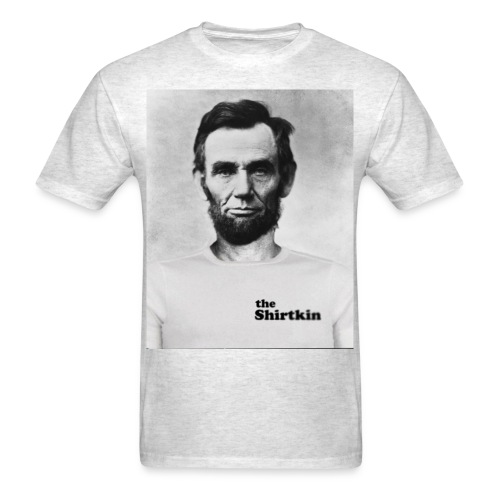 Abraham Lincoln Shirtkin (men) - Men's T-Shirt