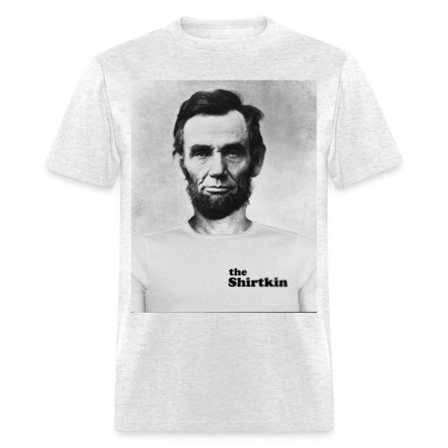 Abraham Lincoln Shirtkin (men) - Men's T-Shirt