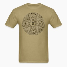 Pi 3.14 number t-shirt