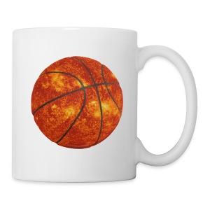 Basketball Sun - Coffee/Tea Mug