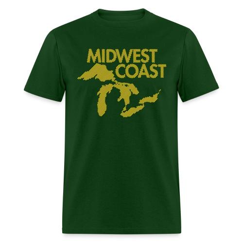 Midwest Coast - Men's T-Shirt