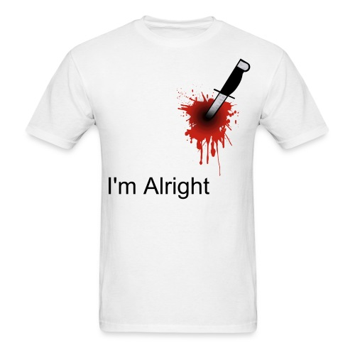Men's Alright - Men's T-Shirt