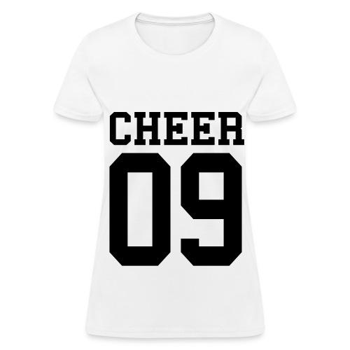 basic cheer T-shirt - Women's T-Shirt