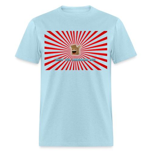 Jerry The Cardboard Box! - Men's T-Shirt