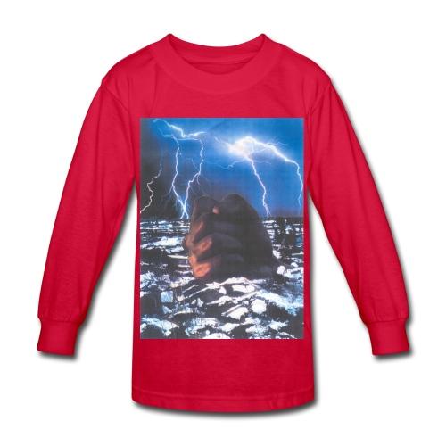 Hand Of Doom - Kids' Long Sleeve T-Shirt