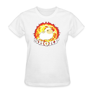 SHORP for Girls! - Women's T-Shirt
