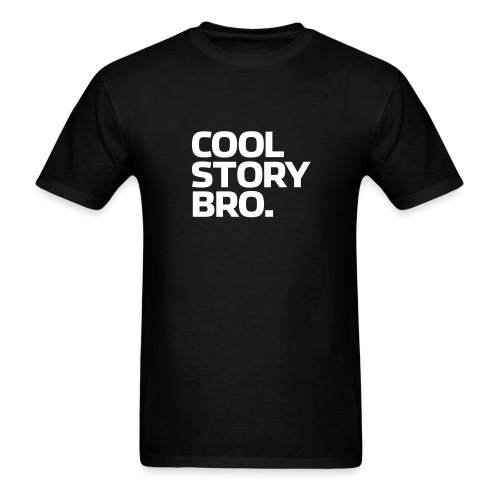 Cool Story Bro | Mens Tee - Men's T-Shirt