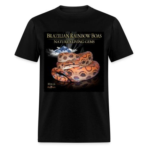 Living Gems Hills T-Shirt (Men's Standard) - Men's T-Shirt