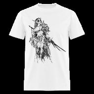 T-Shirts ~ Men's T-Shirt ~ Dres Warrior