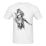 T-Shirts ~ Men's T-Shirt ~ Dres Warrior
