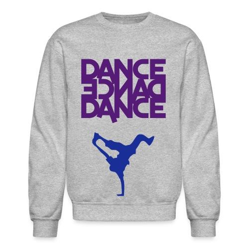 Bboy Or Die. (Purple-Blue) - Crewneck Sweatshirt