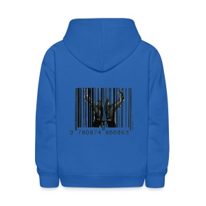 Chained By Capitalism - Kids' Hoodie