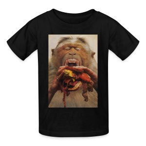 No More Fast Food - Kids' T-Shirt