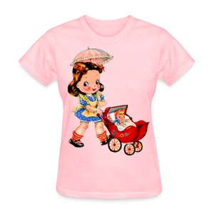 Dolly Nanny - Women's T-Shirt