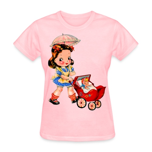 Dolly Nanny - Women's T-Shirt