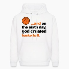 Sixth Day - Basketball Hoodies