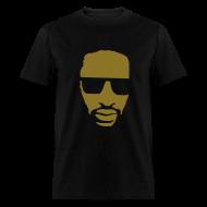 T-Shirts ~ Men's T-Shirt ~ G-Zero Gold