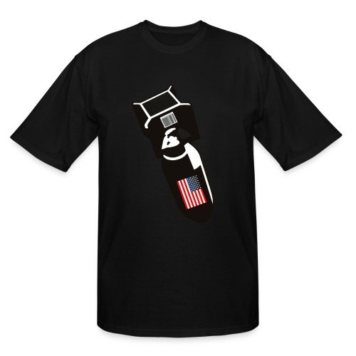 U.S. Bombs - Men's Tall T-Shirt