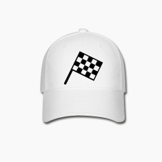 flag - car race Caps