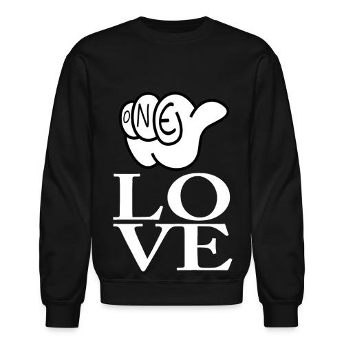 One Love - Crewneck Sweatshirt